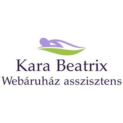 Kara Beatrix Webáruház asszisztens (táppénz miatt szünetel)