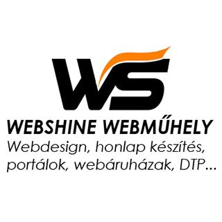 Webshine webműhely