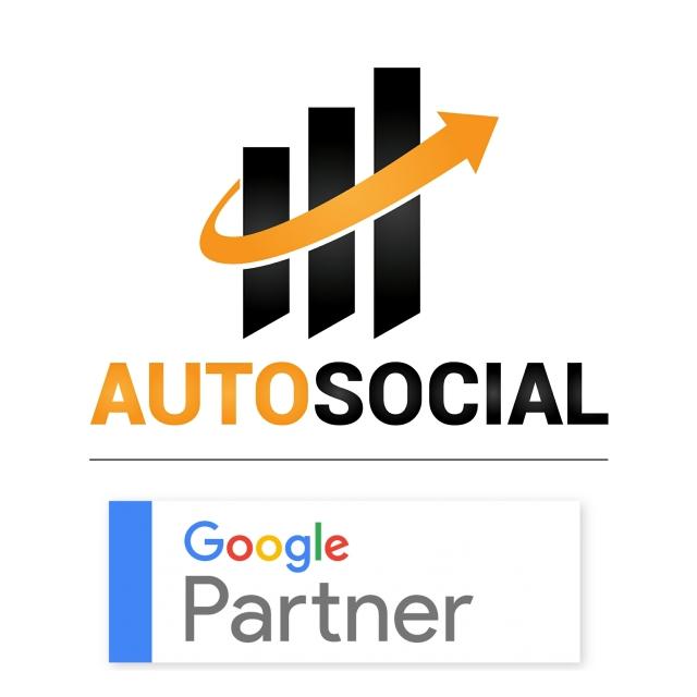 AUTOSOCIAL – PPC keresőhirdetések kezelése, KKV marketing, e-commerce, tartalommarketing kivitelezés 10 év tapasztalattal, hivatalos Google Partnerként