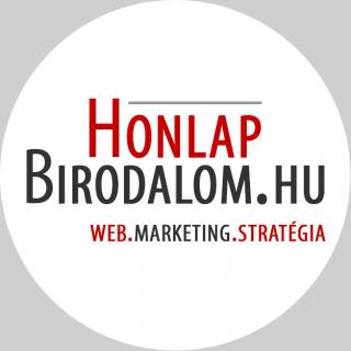 HonlapBirodalom – Igényes webáruház ami hozza és nem viszi a pénzt