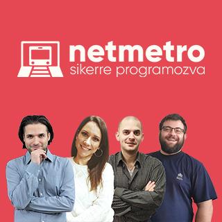 Netmetro – Sikerre programozva!