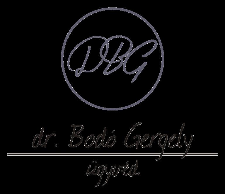 Dr. Bodó Gergely ügyvéd