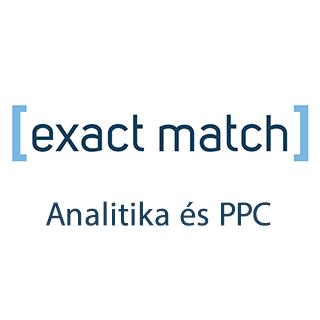 Exact Match – Analitika és PPC ügynökség